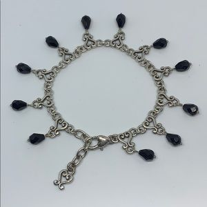 Brighton Vivaldi beaded bracelet